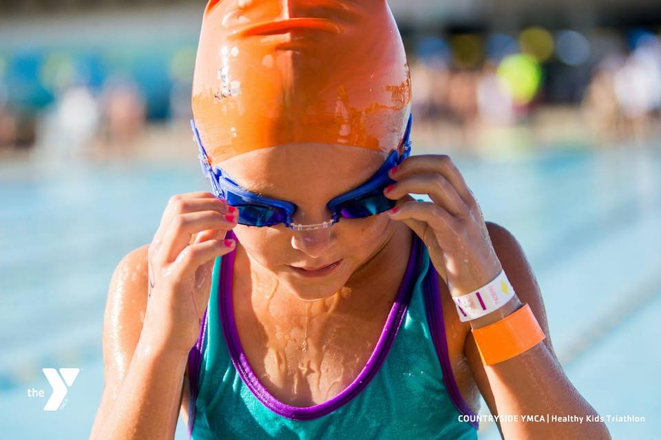 Be a part of the 2017 YMCA Healthy Kids Triathlon!