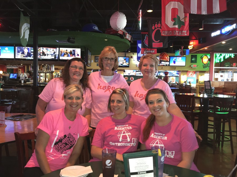 Get Braced for Breast Cancer Awareness in October