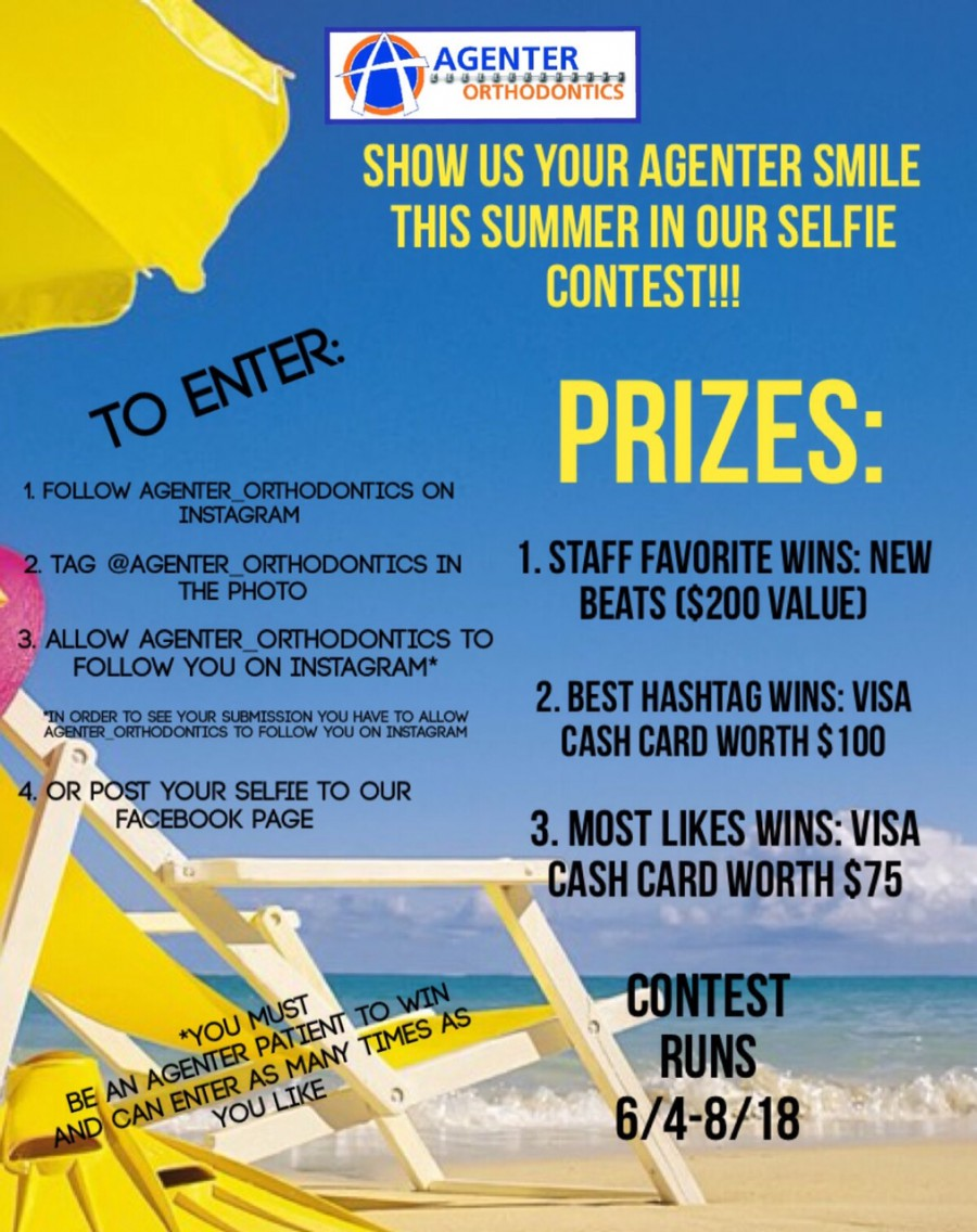 Agenter Summer Selfie Contest